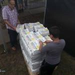 Vlagtwedder Landbouwbeurs Juli 2013